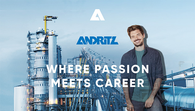 Where Passion meets Career - Andritz