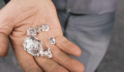 Dekra dijamanti